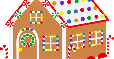 Gingerbread House Clip Free Clipart Gingerbread House Ideas