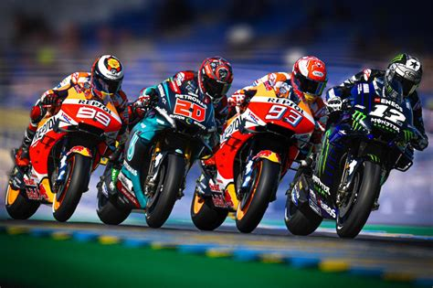 All the riders, results, schedules, races and tracks from every grand prix. Viñales fastest from Marquez, Quartararo in crucial FP2 | MotoGP™