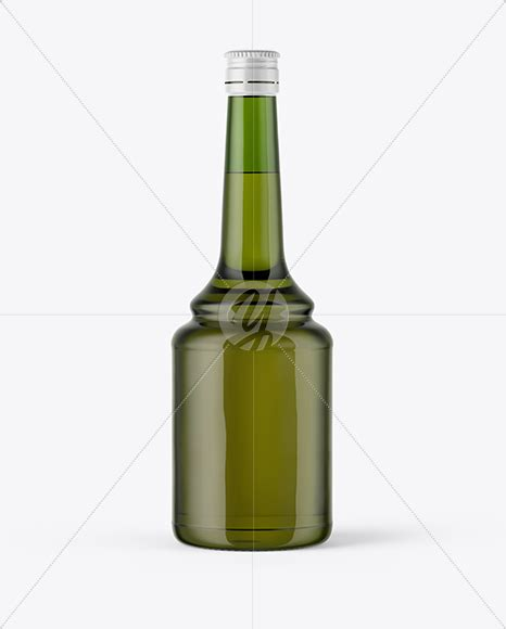 Our mockups are very easy and simple to use, because they include special smart objects to create incredible and amazing works. 600ml Green Glass Olive Oil Bottle Mockup in Bottle ...