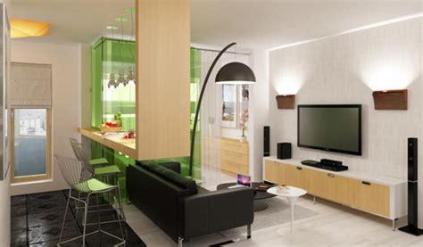Apartments  Good Interior Design For Tiny Studio