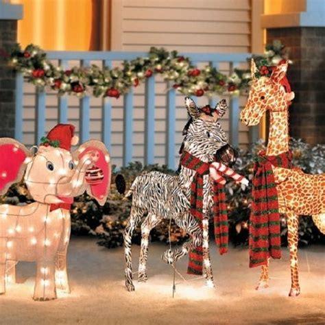 giraffe outdoor christmas decorations wwwindiepediaorg