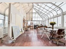 New York Penthouse With Greenhouse!
