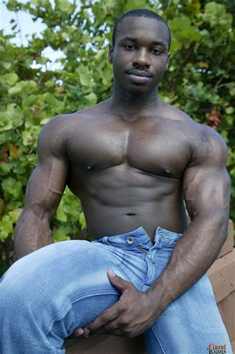 Marc Williams Black Muscle Stud Packin 10 Gaymanicus Blog