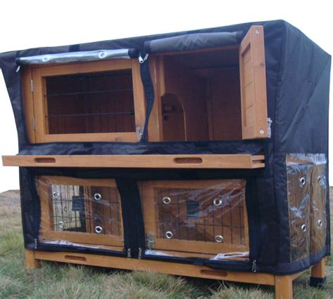 rabbit guinea pig hutch cover for large roger xl rabbit hutch guinea pig hutches