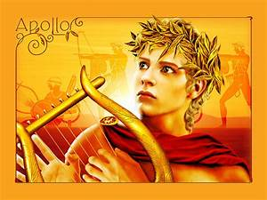 Apollo - Greek God of Light, Music and Poetry. | Greek ...