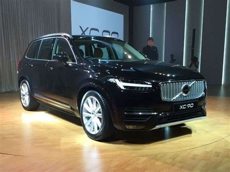 New Volvo Xc90 Suv Launched In India