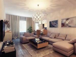 How to decorate a simple living room country living for Simple apartment living room decorating ideas