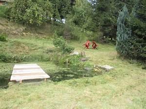 Garten Mit Teich : ferienhaus alter pferdestall zittauer gebirge familie marlen und volker liebscher ~ Buech-reservation.com Haus und Dekorationen