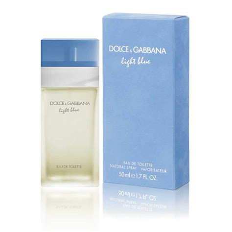 dolce gabbana light blue eau de toilette 50ml