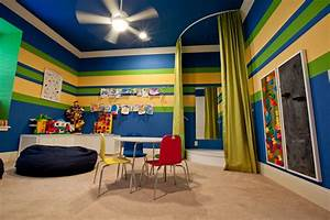 Kids Play Stage Completes Kids Room To Be More Interactive