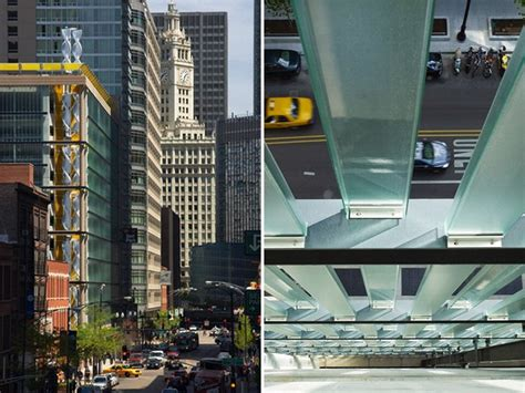 chicago parking garages chicago parking garage harvests energy from windy city