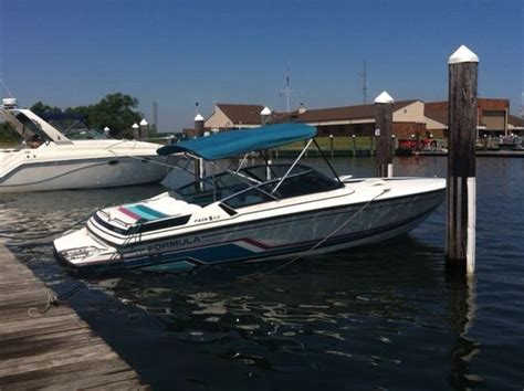 Boats Streams Formulas by Formula 1992 For Sale For 7 500 Boats From Usa