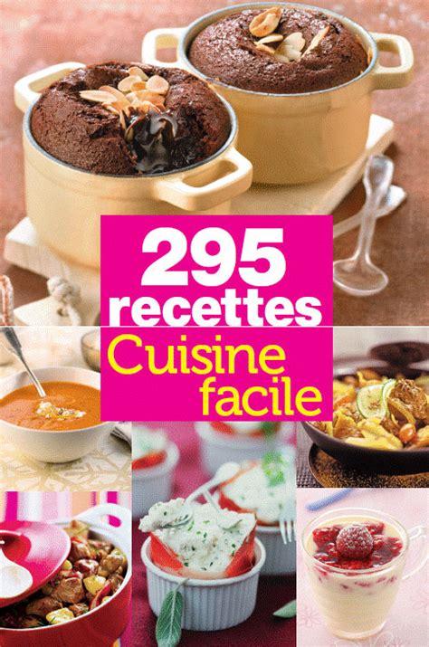 recette de cuisine pour facile recette cuisine facile gourmand