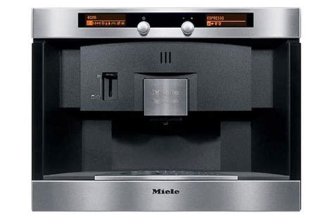 Machine A Cafe Encastrable Machine 224 Caf 233 Encastrable Miele Cva 2650 Inox Cva 2650 1948660 Darty