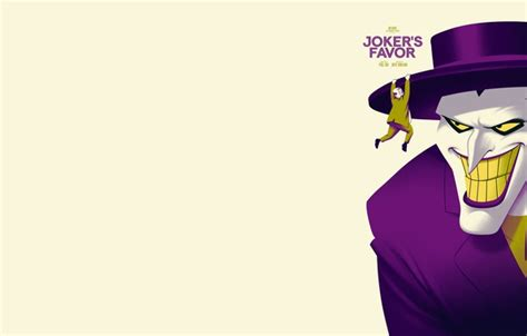The Joker Animated Wallpaper - wallpaper joker the animated series batman the animated