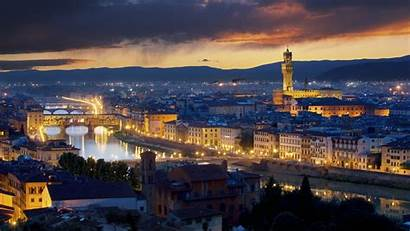 Italy Cityscapes Florence Skyline Florencia Wallpapers Wallpoper