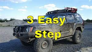 How To Change Transmission Oil In A Nissan Xterra