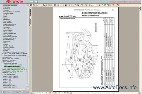 download car manuals pdf free 1994 toyota xtra interior lighting toyota hilux 1997 2005 service manual repair manual order download