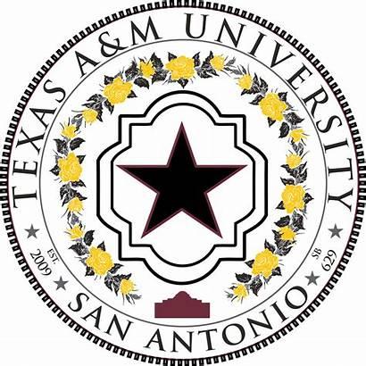 Antonio Texas San University Am Seal Svg