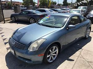 Used 2006 Infiniti G35 Coupe Rwd For Sale  With Photos