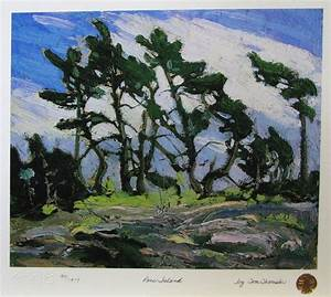 Art Country Canada Group of Seven TOM THOMSON