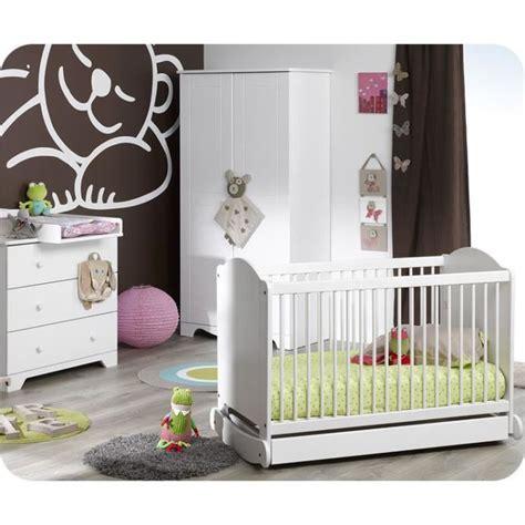 chambre bébé complete belgique eb chambre bébé complète nature blanche avec achat