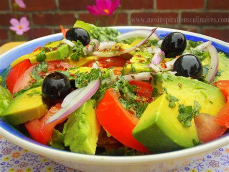 cuisiner l avocat salade d 39 avocats simplissime le cuisine de samar