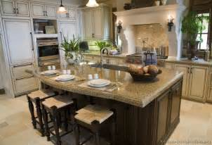kitchen islands designs with seating pictures of kitchens traditional white antique kitchen cabinets page 4