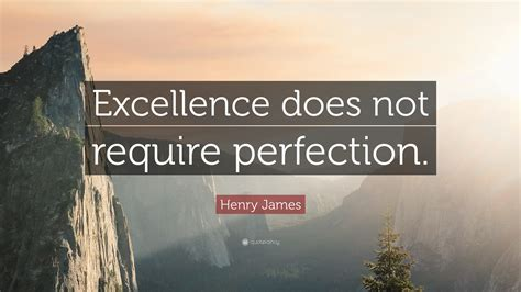 Henry James Quote: