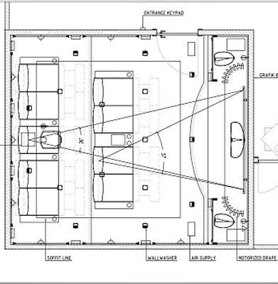 Home Theater Floor Plan by Home Theater Room Floor Plans Home Theater Wall Panel