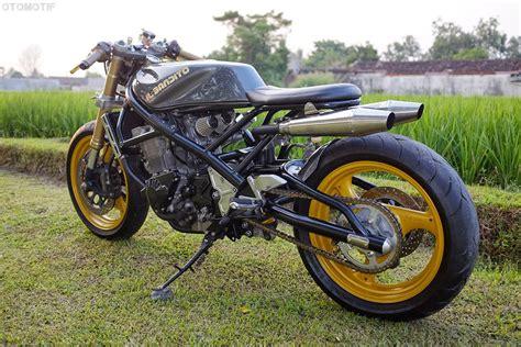 Suzuki Gsf400 Bandit Cafe Il Bandito