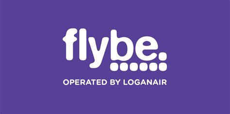 loganair-flybe-purple-logo | Scottish PA Network