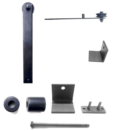 Kit Per Porta Scorrevole Esterno Muro by Kit Per Porta Scorrevole Esterno Muro Con Binario 3 Mt In