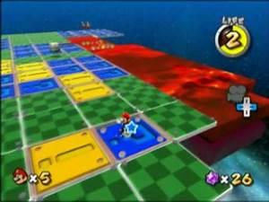Super Mario Galaxy 2 - Mario Squared Galaxy - Make Mario a ...