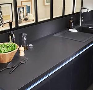 Plan De Travail Céramique : cuisine ytrac de lapeyre inspiration cuisine ~ Dailycaller-alerts.com Idées de Décoration