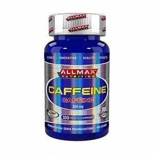 Allmax Nutrition Caffeine 100 Tablets