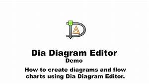How To Use Dia Diagram Editor