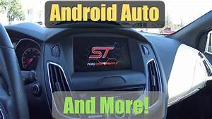Early Install Sync 3 V2 2 W  Android Auto
