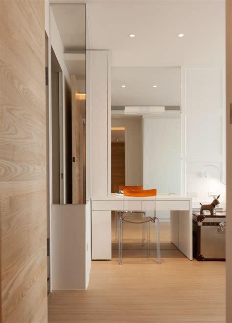 Modern Apartment Design Maximizes Space Minimizes Distraction by Modern Apartment Design Maximizes Space Minimizes Distraction