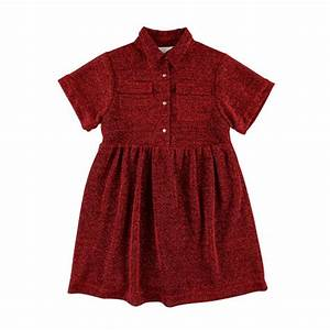 kidzcorner fille 2 12 ans With robe pailletée