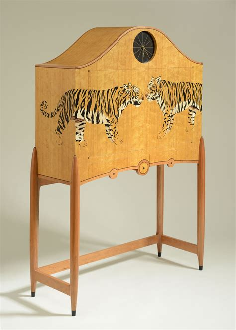 animal silas kopf woodworking inlaid wood marquetry