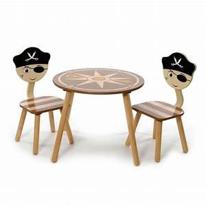 Table Enfant Avec Chaise : ensemble table chaises pirate w073 achat vente table enfant sur ~ Teatrodelosmanantiales.com Idées de Décoration