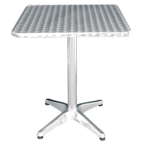 table basculante cuisine table carrée bistro sur pieds basculante gastromastro