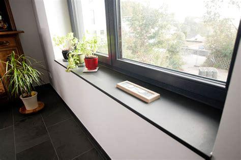 Fensterbänke  Backes  Schiefer + Naturstein