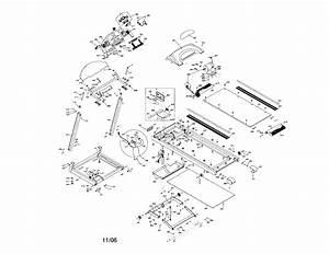 Horizon Model Quantum Ii Treadmill Genuine Parts