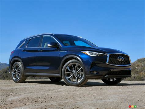 The 2019 Infiniti Qx50 A State Of The Art Luxury