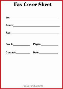 free fax cover sheet template With fax cover for pages