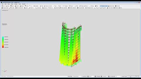 Pon Cad Struct Software For Scaffolding Structural