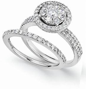 prestige unity diamond engagement ring and wedding band With unity wedding rings