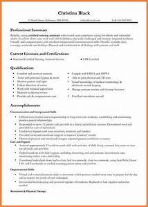 Home health nurse resume sop proposal for Sample nurse resume with job description